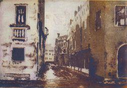 Cannarregio, 25x18 cm, £80 unframed